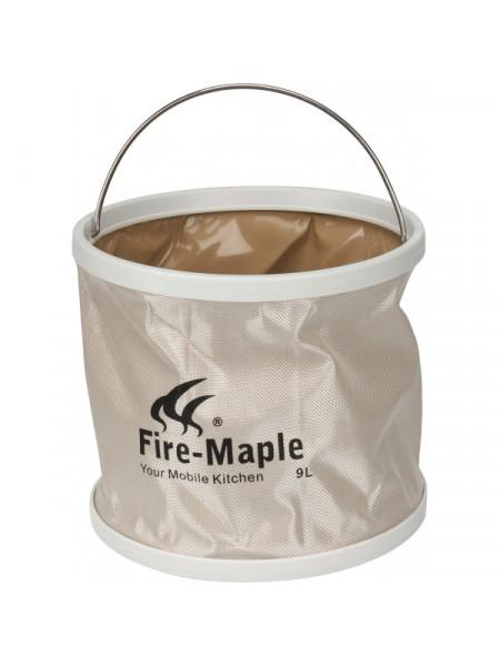 Складное ведро 9л Fire-Maple BUCKET FMB-909