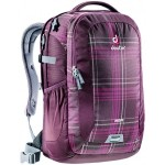 Рюкзак Deuter Daypacks Giga aubergine check