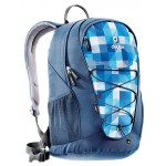 Рюкзак Deuter Daypacks Go Go blue arrowcheck