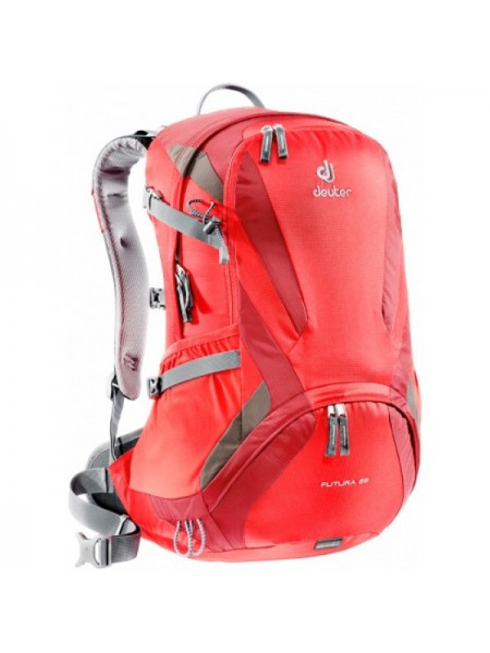Рюкзак Deuter Aircomfort Futura Futura 28 fire-cranberry