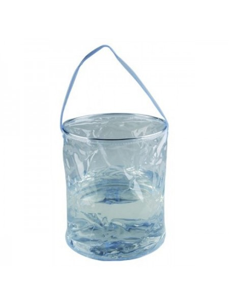 Ведро складное 10л AceСamp Transparent Folding Bucket