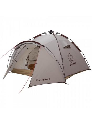 Палатка с автоматическим каркасом GREENELL Клер плюс 3