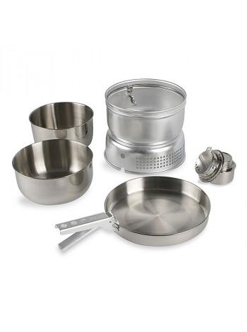 Набор посуды Tatonka Multi Set + Alcohol Burner