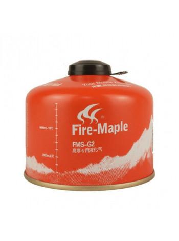 Баллон газовый резьбовой Fire-Maple FMS-G2 230 гр