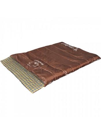 Спальный мешок одеяло двухместный GREENELL Йол V2