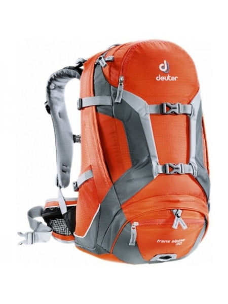 Рюкзак Deuter Bike Trans Alpine 30 papaya-granite