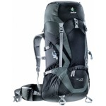 Рюкзак Deuter Aircontact Lite ACT Lite 40 + 10 black-granite