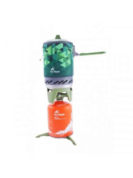 Система приготовления пищи Fire-Maple STAR X2 FMS-X2 green