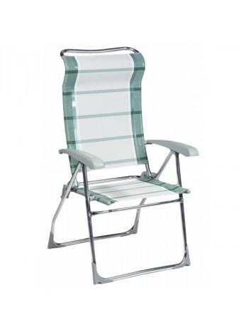 Кресло складное Green Glade BLUES зеленое