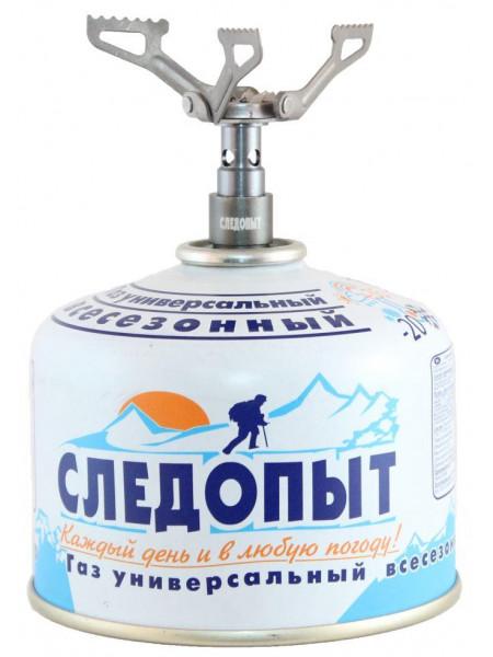 Горелка газовая СЛЕДОПЫТ Мечта Путешественника титановая