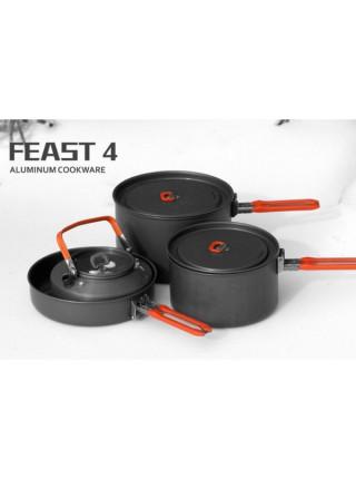 Набор посуды Fire-Maple FEAST 4