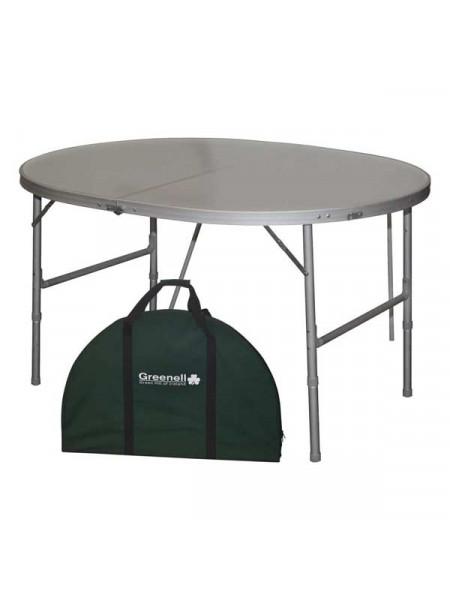 Стол складной овальный GREENELL FT-2