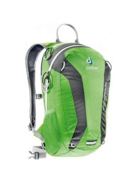 Рюкзак Deuter Speed lite 10 spring-anthracite