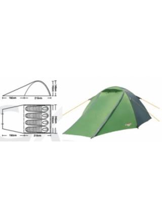 Палатка туристическая CAMPACK-TENT Forest Explorer 4