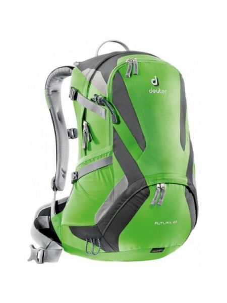 Рюкзак Deuter Aircomfort Futura Futura 22 spring-anthracite