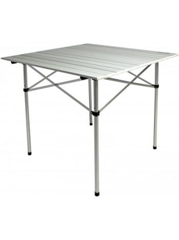 Стол складной Norfin GLOMMA-S NF Alu 70x70 алюминиевый