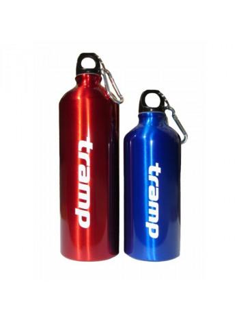 Бутылка алюминиевая в чехле TRC-032