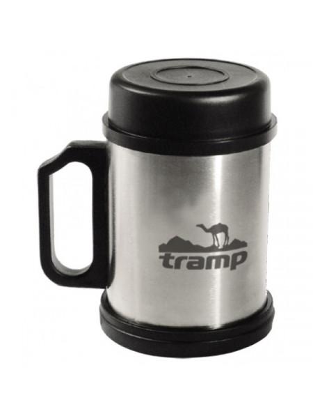 Термокружка с крышкой и подставкой Tramp TRC-006