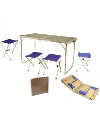 Мебель туристическая набор в кейсе Tramp TRF-005