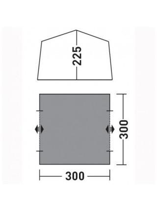 Шатер-палатка GREENELL Квадра
